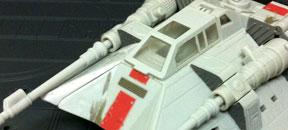 Starwars Transformers: Snowspeeder