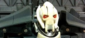 Starwars Transformers: General Grievous