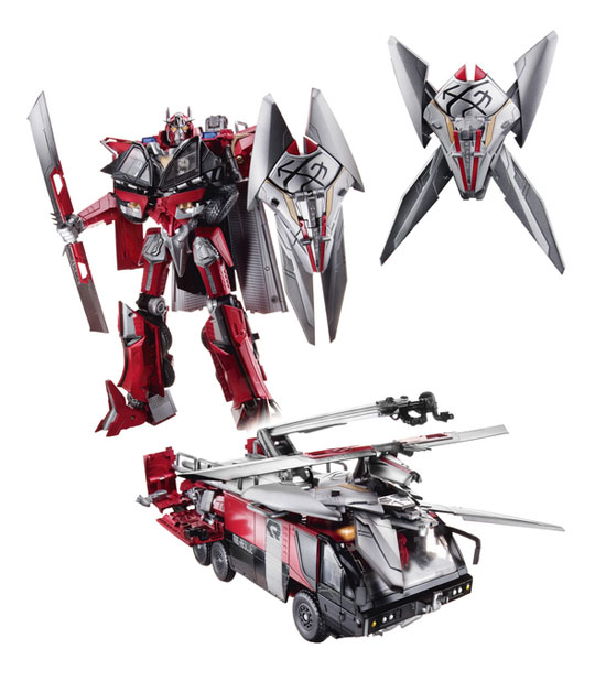 transformers dark of the moon bumblebee leader class. Sentinel Prime (Leader Class)
