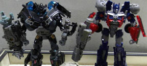 More on Transformers: Dark of the Moon Toys!