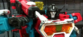 Reveal The Shield: Perceptor