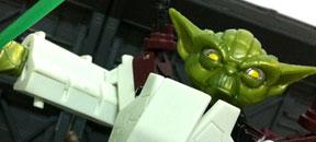 Starwars Transformers: Yoda