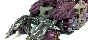 Transformers Dark of the Moon: Shockwave
