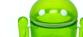 Google Android Mini Collectible