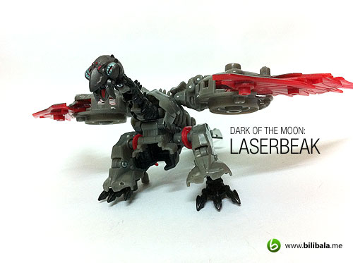 Transformers Dark of the Moon: Laserbeak