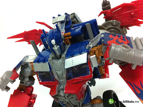 Power Up Your Optimus Prime!