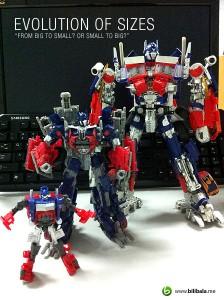 The Untold Tales of Optimus…