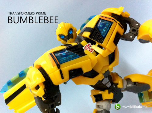 Transformers Prime: Bumblebee