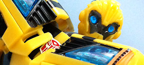 Transformers Prime: Bumblebee