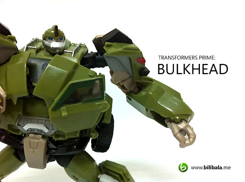 Transformers Prime: Bulkhead