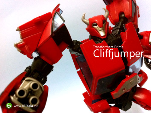 Transformers Prime: Cliffjumper