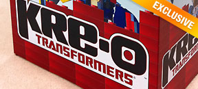 Special Coverage on Hasbro Kre-O