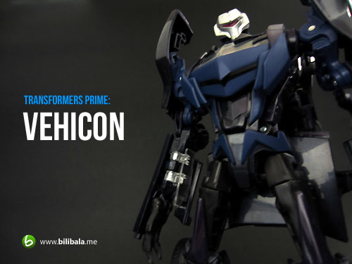 Transformers Prime: Vehicon