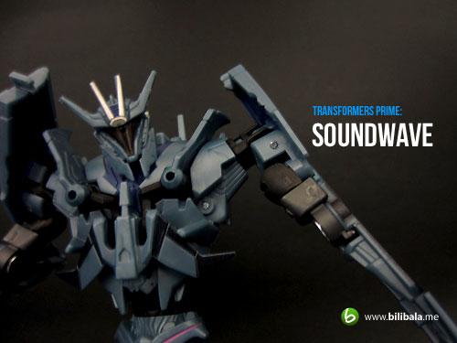 Transformers Prime: Soundwave