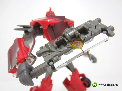Arms Micron Weapon (AMW) 02: Baru