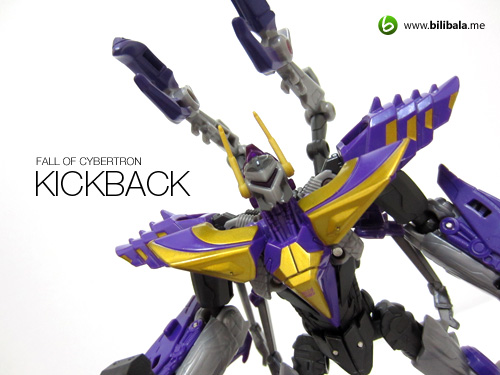 Fall Of Cybertron: Kickback