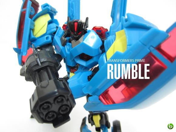 Rumble: Transformer Prime