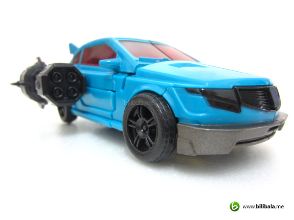 Transformers Prime Rumble
