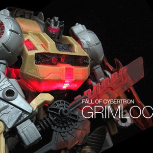 Grimlock: Fall of Cybertron