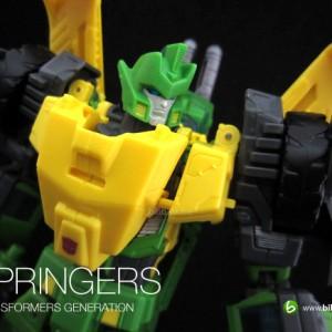 Springer: Transformers Generations