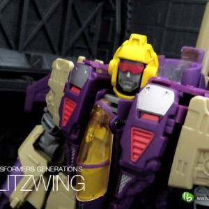 Blitzwing: Transformers Generations