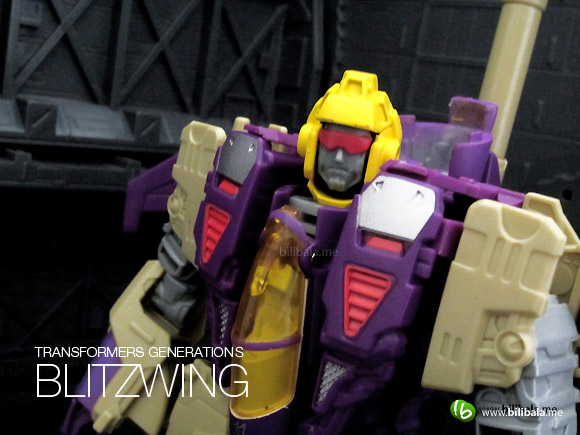 Blitzwing: Transformers Generations