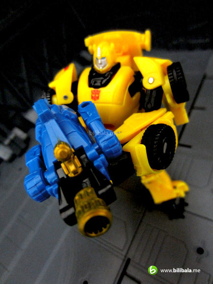 Bumblebee (Legend Class): Transformers Generations