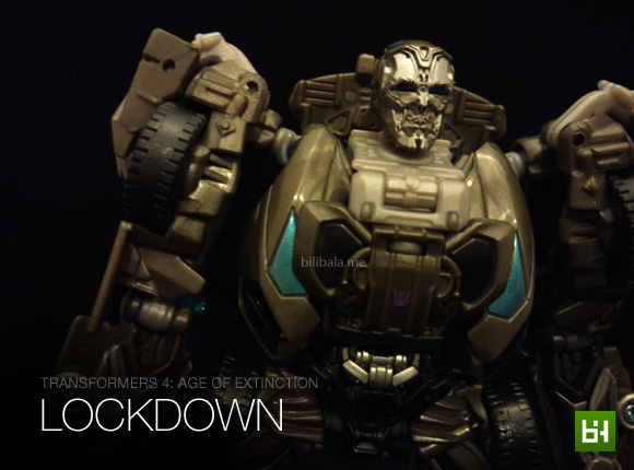 Lockdown : Transformers 4   Age of Extinction