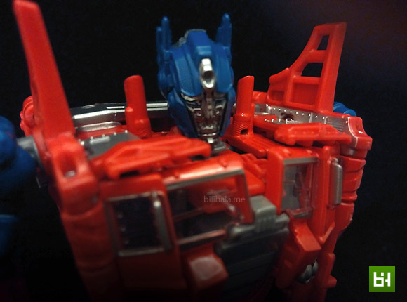 Evasion Optimus Prime : Transformers 4 – Age of Extinction