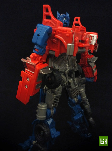 Evasion Optimus Prime : Transformers 4   Age of Extinction