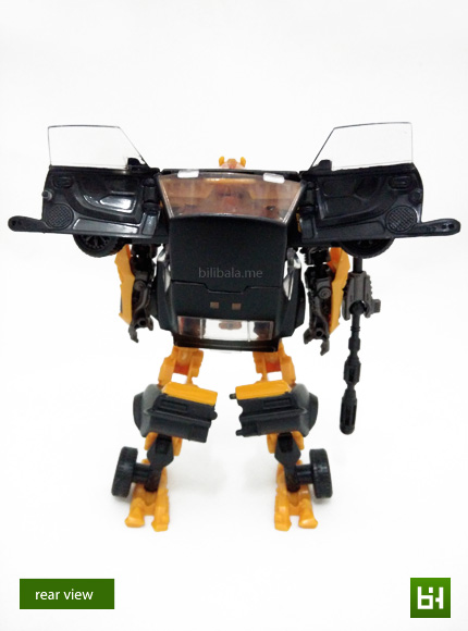 High Octane Bumblebee : Transformers 4 – Age of Extinction