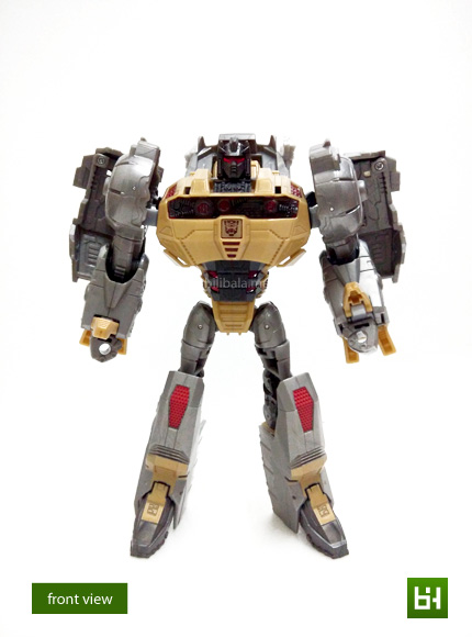 Iron Factory Grimlock add on  (IF EX 01)