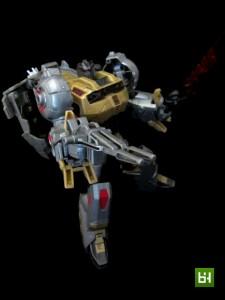 Iron Factory Grimlock add on  (IF EX-01)