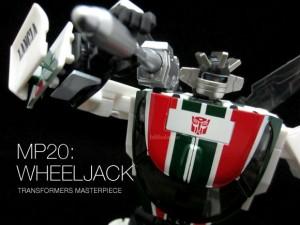 Transformers Masterpiece MP20 Wheeljack
