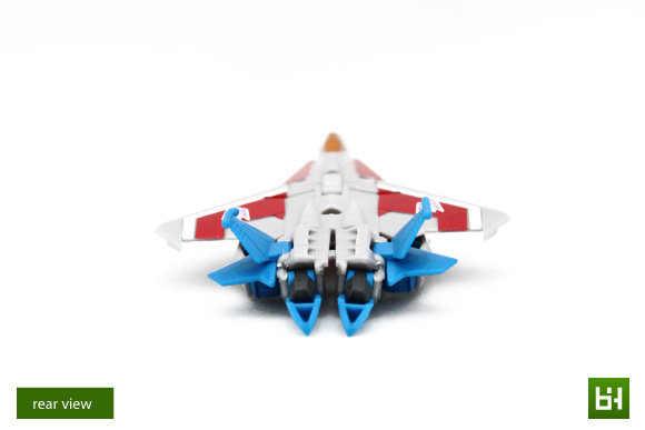Thrilling 30 Starscream (Legend) : Transformers Generations