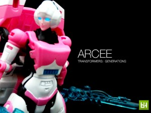 Transformers Generations Arcee