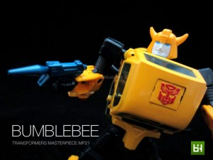 Transformers Masterpiece MP21 Bumblebee