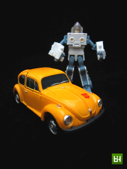 Transformers Masterpiece MP21 Bumblebee